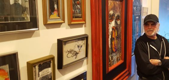Night Gallery Artist Tom Wright: A New Exhibit of His Classic Paintings