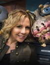 Radio interview with Gigi Edgley of Jim Henson's Creature Shop Challenge