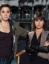 Radio interview with Shiri Appleby and Constance Zimmer of Unreal