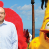 Radio interview with producer John Cohen of The Angry Birds Movie