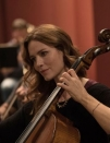 Radio interview with Saffron Burrows of Mozart in the Jungle