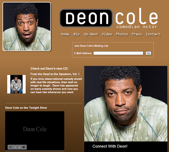 Deon_Cole_Website