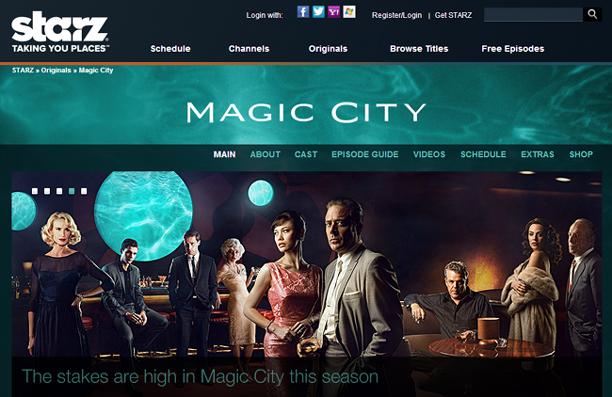 MagicCityWeb