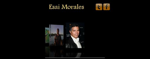 EsaiMorales