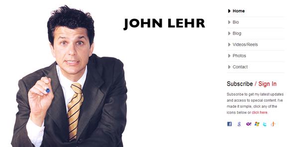 JohnLehrWeb