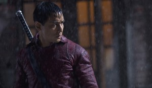 Daniel Wu as Sunny - Into the Badlands  Photo Credit: James Dimmock/AMC