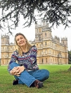 Interview with Lady Carnarvon about her book, Lady Almina and The Real Downton Abbey