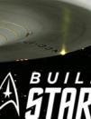 Radio interview with producer Elliott Halpern of Building Star Trek
